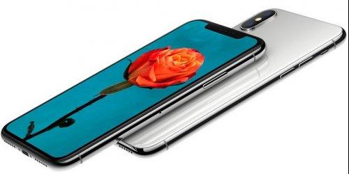 Продажи iPhone X в США в четвертом квартале 2017 года достигли 20%