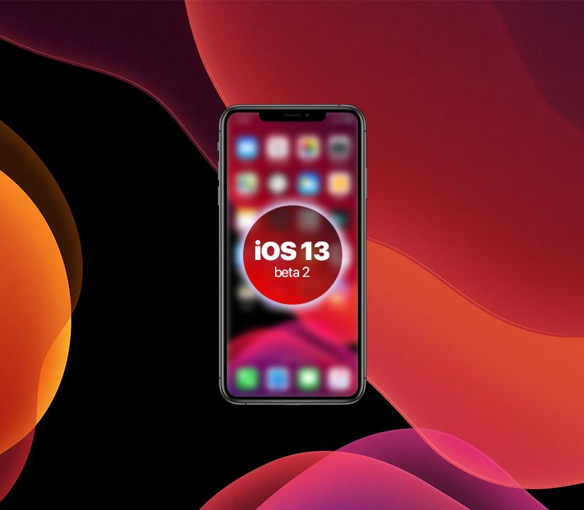 Что нового в iOS 13 beta 2