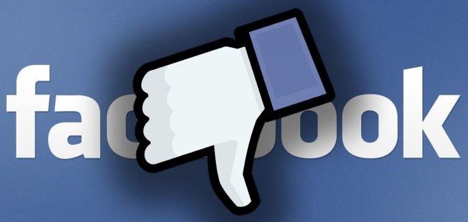 Facebook перестал работать в России и Европе