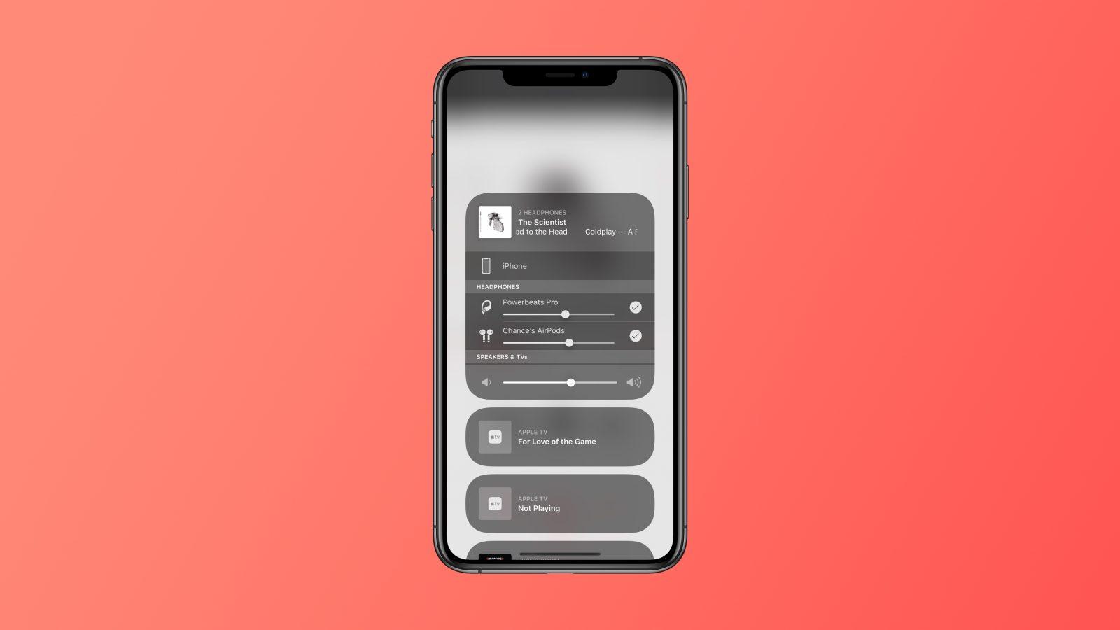 Apple добавит поддержку Audio Sharing для всех беспроводных моделей Beats