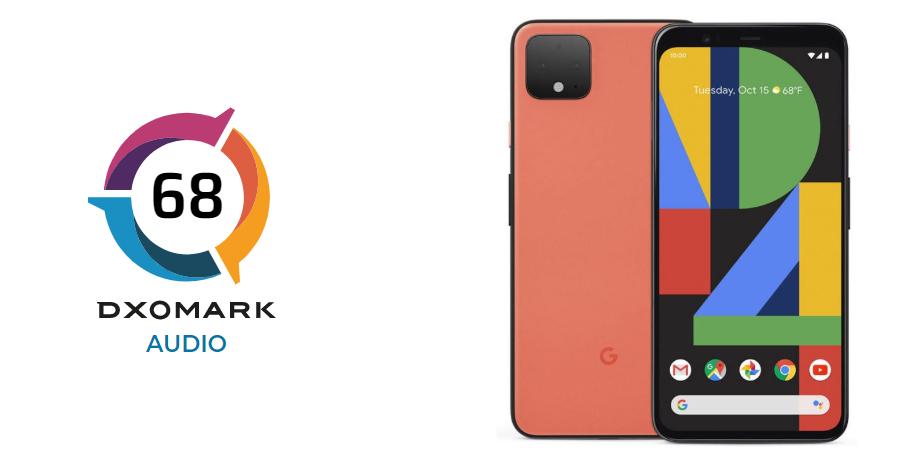 Эксперты DxOMark оценили качество звука  Google Pixel 4