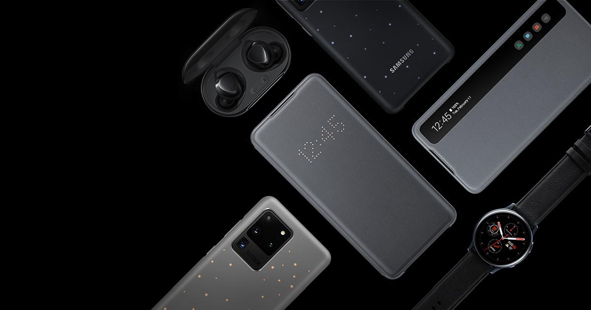 Владельцы Samsung Galaxy S20 теперь могут управлять съёмкой со смарт-часов