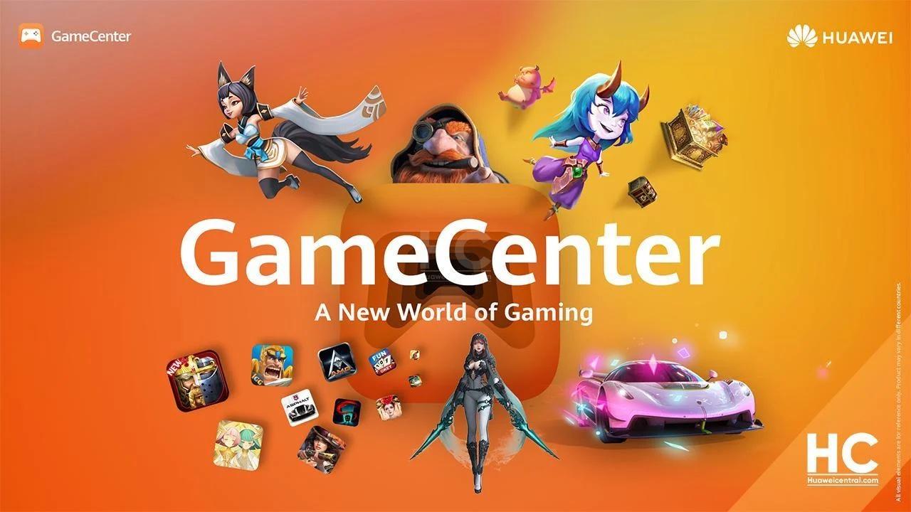 Huawei запустила собственную игровую платформу GameCenter