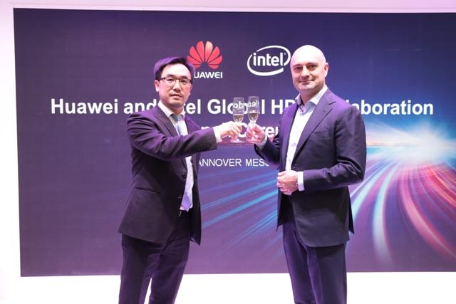 Intel получила разрешение от правительства США на сотрудничество с Huawei
