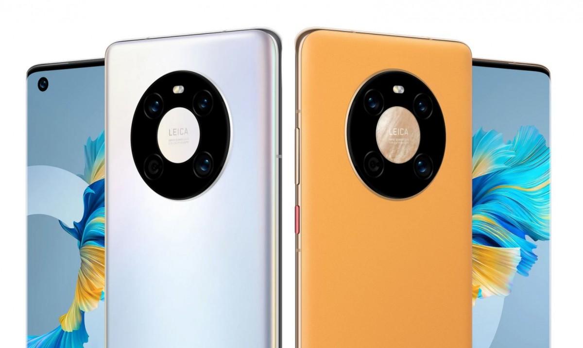 Huawei представила почти флагманский смартфон Mate 40 с чипсетом Kirin 9000E и тройной камерой