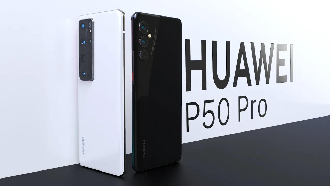 Huawei P50 получит 120-Гц экран и 200-кратный бинокулярный зум