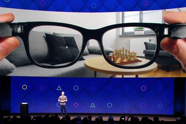 Facebook выпустит умные очки Ray-Ban до конца 2021 года