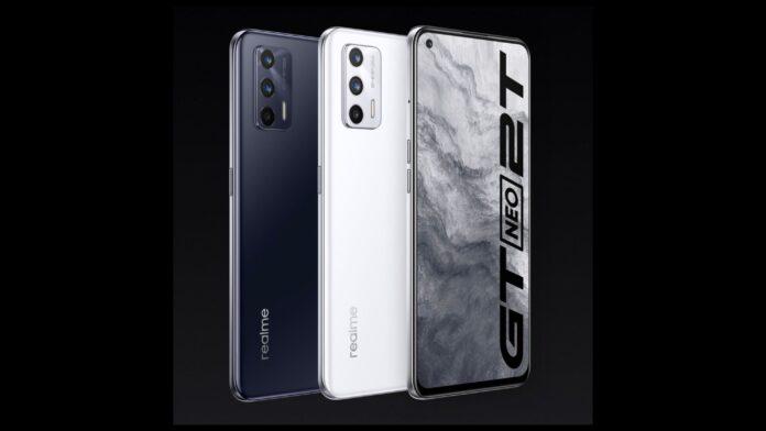Анонс Realme GT Neo 2T и Realme Q3s: идеальный баланс производительности, автономности и цены